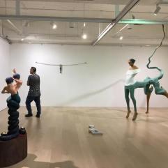 Exhibition of Artist Abe